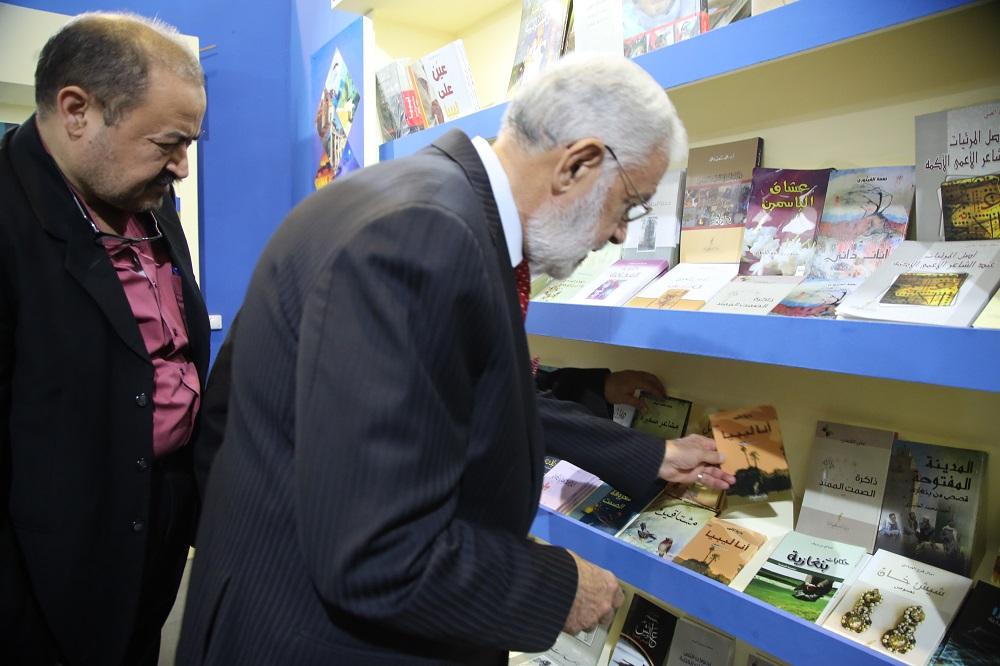 ليبيا بمعرض الكتاب 2