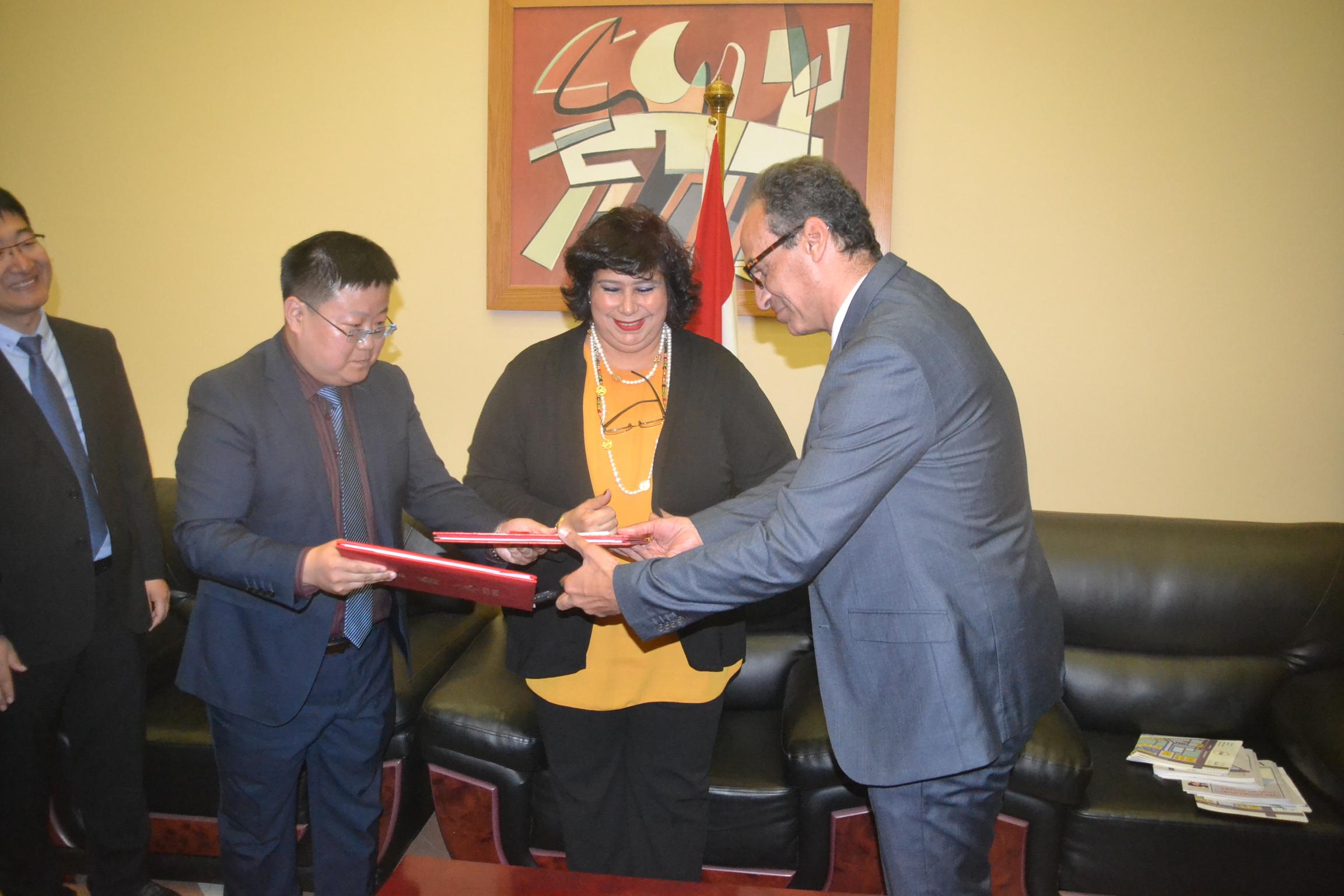 بالتعاون مع مؤسسة بيت الحكمة اتفاقية لنشر 5000 كتاب إلكتروني من إصدارات الهيئة في الصين 1