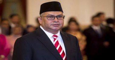 سفير أندونيسيا بالقاهرة يتفقد المعرض 1