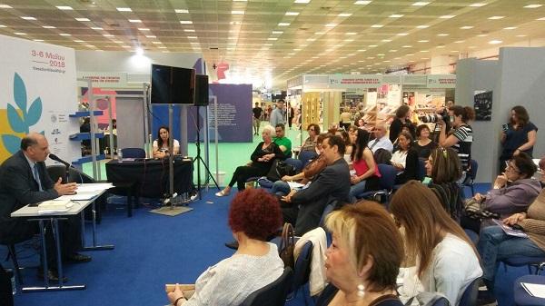 معرض ثيسالونيك الدولي الخامس عشر للكتاب باليونان 1