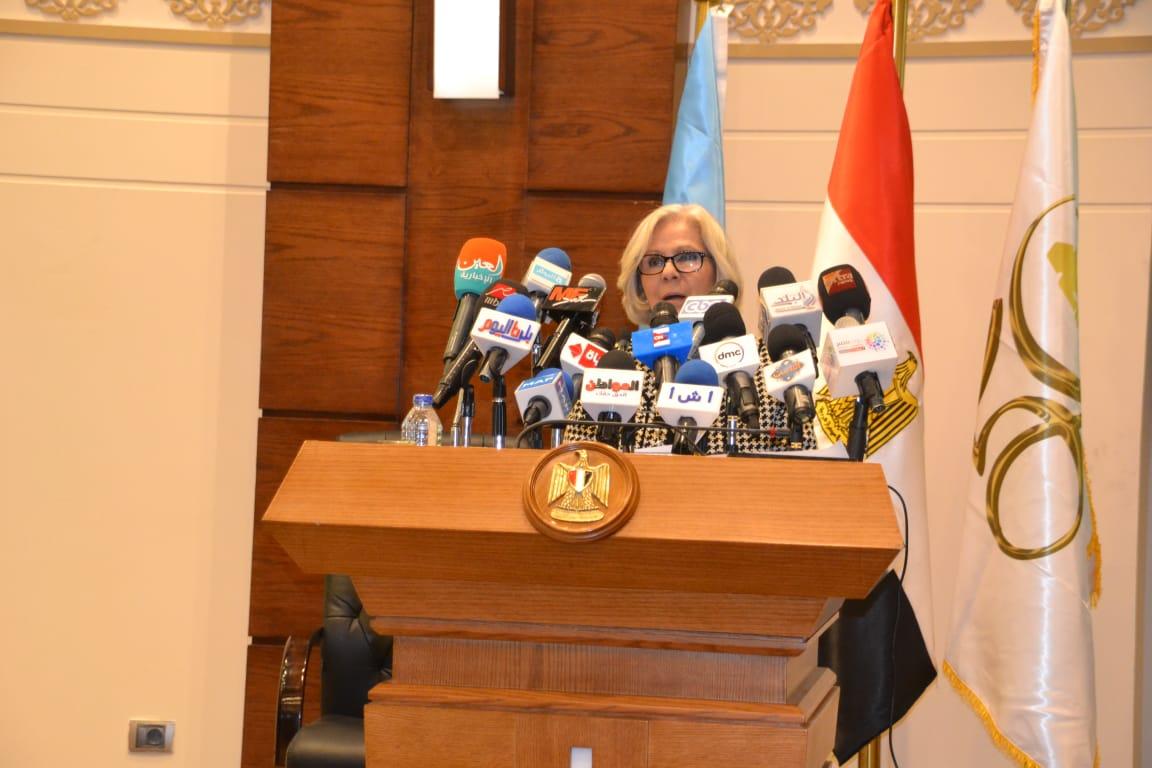 كلمة السفيرة هيفاء أبو غزالى 2