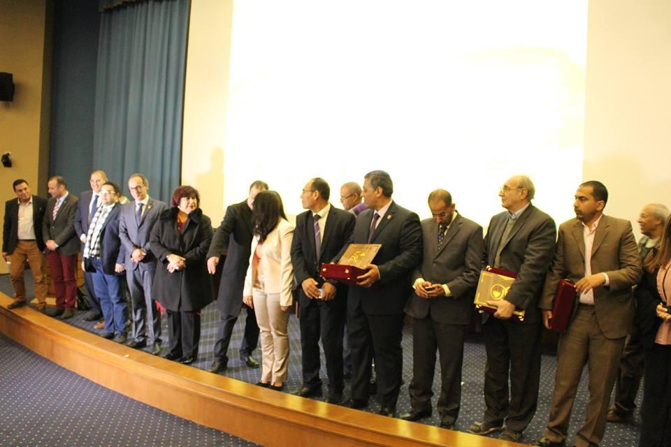 أسماء السادة الفائزين بجائزة معرض القاهرة الدولى للكتاب فى دورته الـ 50 لعام 2019 1