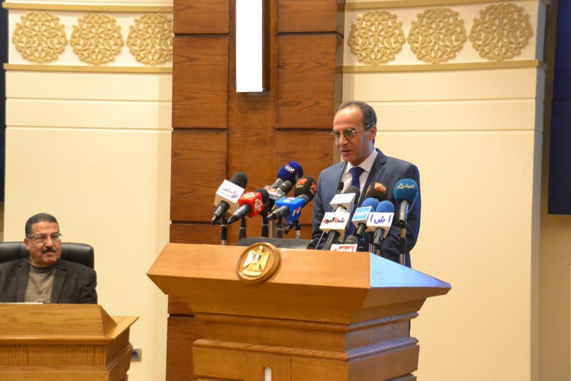 كلمة د. هيثم الحاج على رئيس الهيئة المصرية العامة للكتاب وتفاصيل المعرض 51 4
